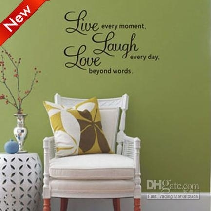 Wall Art Sayings Superb Wall Art Sayings – Wall Decoration Ideas In Wall Art Sayings (View 8 of 25)