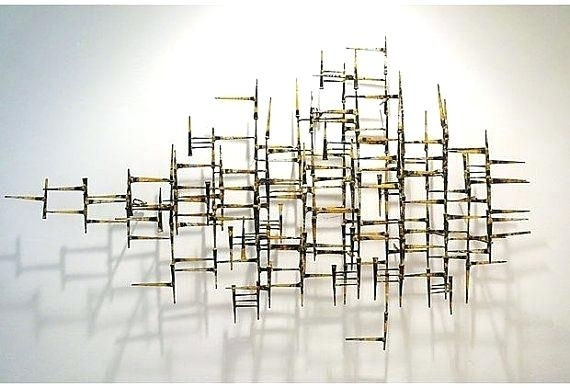 Wall Art Sculpture Wall Art Sculpture Metal Wall Art Sculptures Wall Pertaining To Metal Wall Art Sculptures (Image 9 of 10)