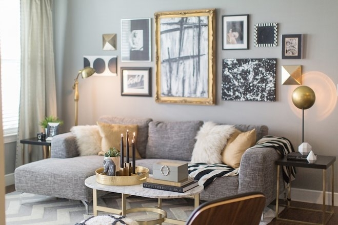 Wall Art Size Guide | Wayfair Intended For Wayfair Wall Art (View 8 of 10)