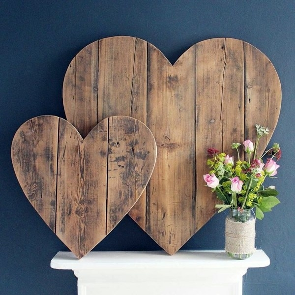 Wall Art With Wood – Wall And 20 Wall Art Ideas | Interior Design Pertaining To Wood Art Wall (Image 13 of 20)