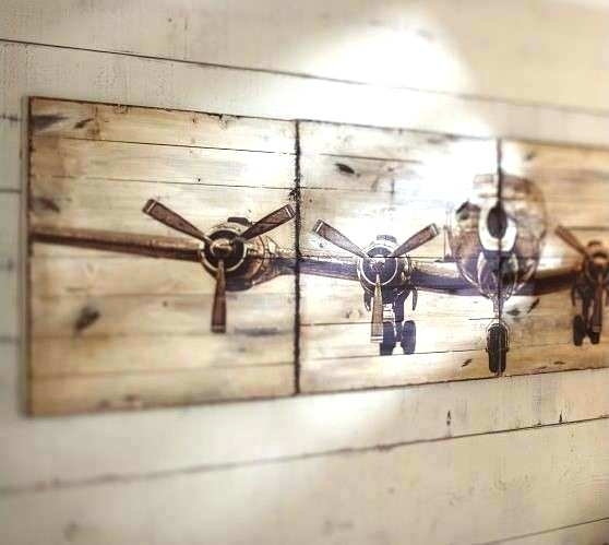 Wall Arts ~ Airplane Wall Art Decor Awesome Ideas Aeroplane Metal Throughout Airplane Wall Art (Image 20 of 20)