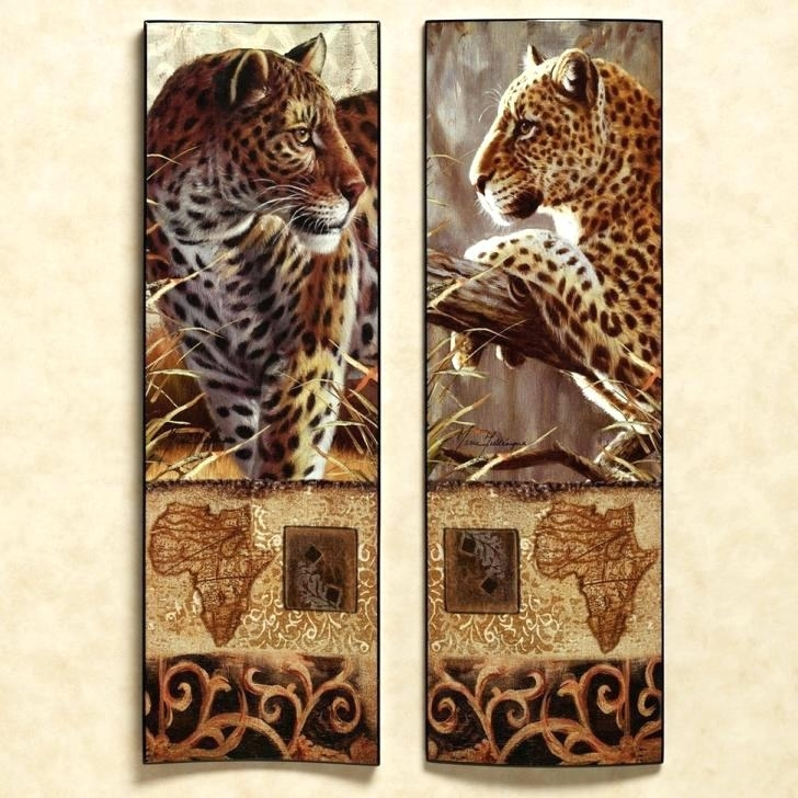 Wall Arts ~ Safari Wall Art Decor Top And Exquisite Home Touch Of Regarding Touch Of Class Wall Art (Image 24 of 25)