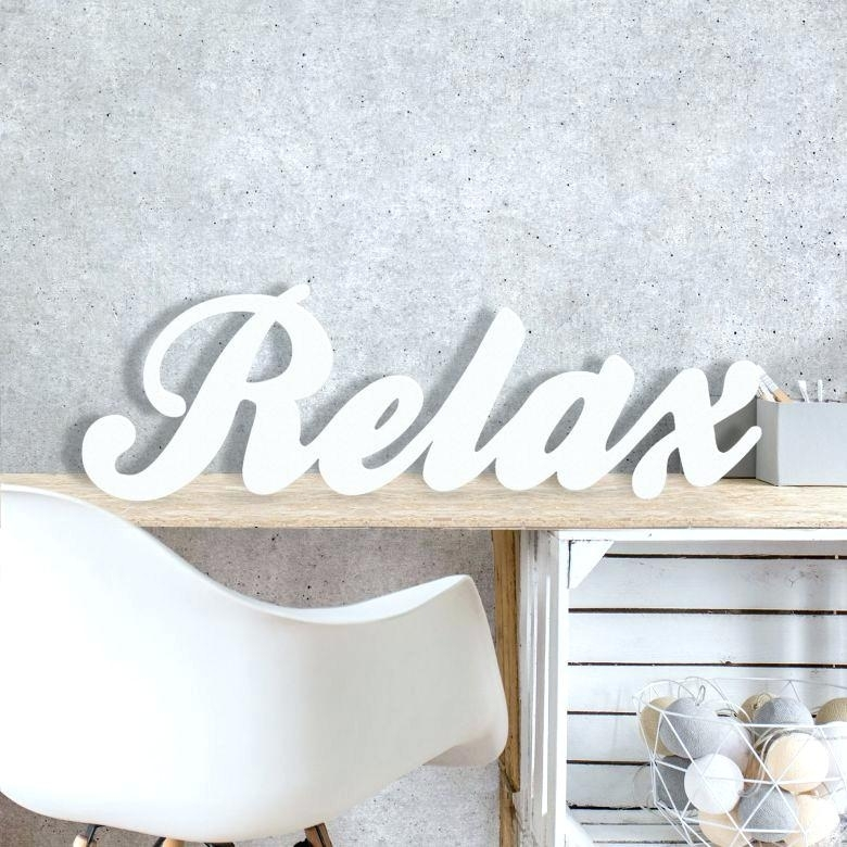 Wall Arts : Wall Art Letters Stickers Sensational Relax Wall Art D For Relax Wall Art (View 19 of 20)