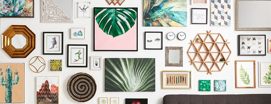 Wall Decor | At Home With Regard To Home Wall Art (View 10 of 25)