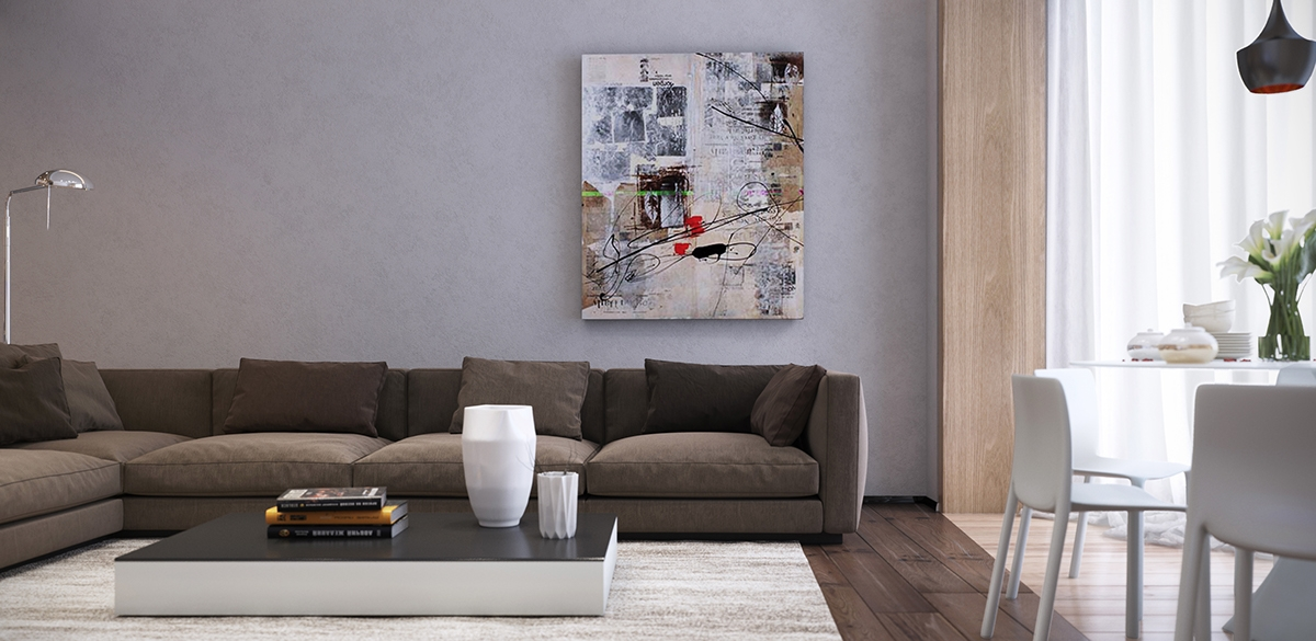 Wall Decor For Living Room – Luxury Mall With Wall Art Ideas For Living Room (Image 23 of 25)