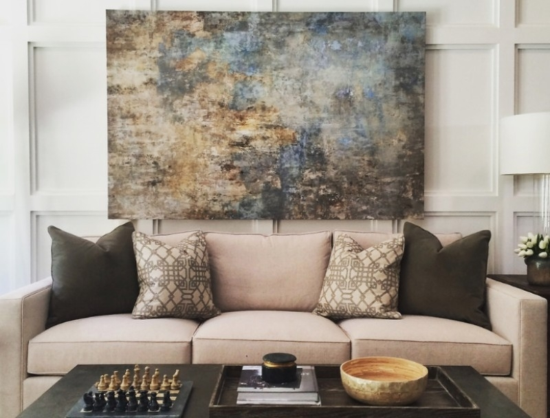 Wall Decor Ideas Living Room Wall Decorations Popular Room In Living Room Wall Art (View 8 of 10)
