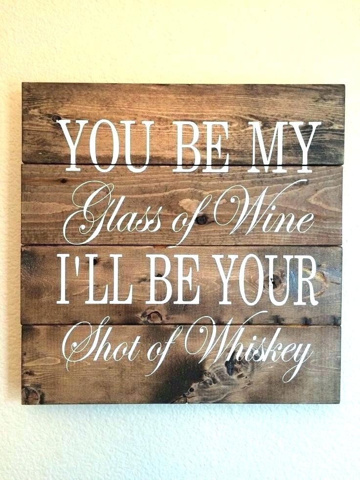 Wall Signs With Quotes Modern Wood Wall Art Quotes Best Of Best With Wood Wall Art Quotes (Image 13 of 20)