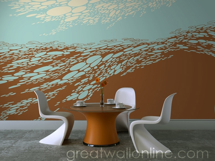 Wallgazer Collectiongreat Wall Custom Coverings In Custom Wall Art (View 6 of 20)
