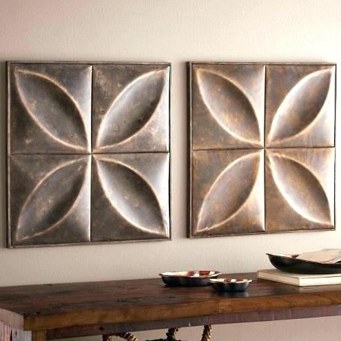 Wavy Wall Panels Wall Wall Art Panels Wall Art Panels Decorative Pertaining To Wall Art Panels (Image 23 of 25)