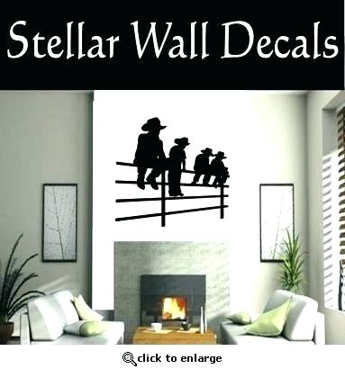 Western Wall Decals – Asttro Within Western Wall Art (Image 24 of 25)