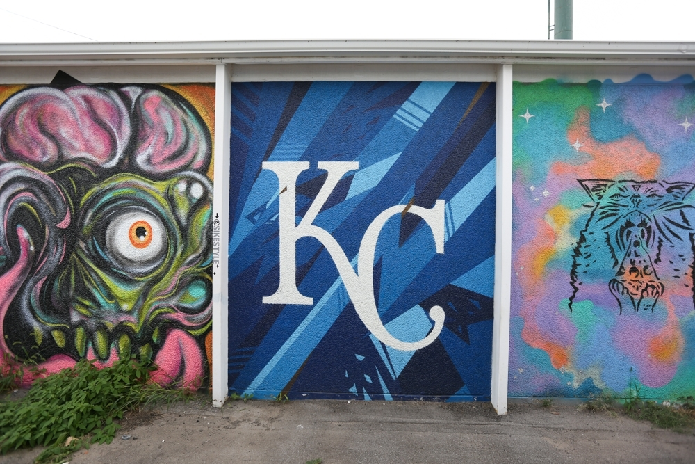 Where To Find Kansas City's Coolest Walls | Out To Eat Intended For Kansas City Wall Art (View 1 of 25)