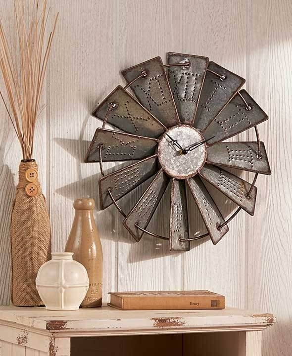 Where Windmill Wall Decor Can Be Used? | Printmeposter Blog Pertaining To Windmill Wall Art (Image 16 of 20)