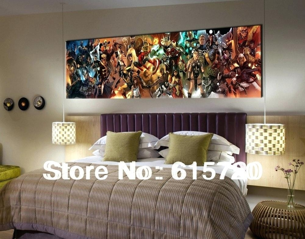 White Bedroom Wall Decor Bedroom Wall Decor Design 2 Men S Within Wall Art For Men (View 8 of 10)
