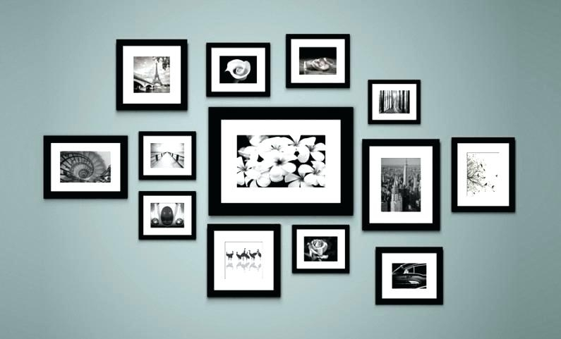White Frame Wall Art Cute Lush Frames Wall Decor Black Wall Art In Within Cheap Framed Wall Art (View 2 of 25)