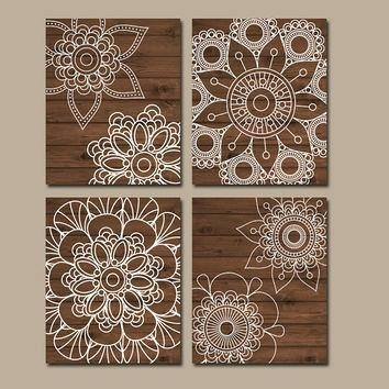 White Wall Medallion Wood Medallion Wall Decor Best Sweet Idea Wood Inside Wood Medallion Wall Art (Image 10 of 25)