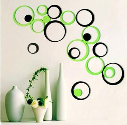 Featured Image of Circle Wall Art
