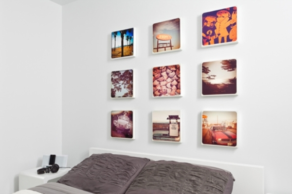 Win An Instagram Photo Wall! – Canvaspop Blog With Regard To Instagram Wall Art (Image 20 of 20)
