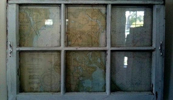 Window Wall Art Window Frame Wall Art Warm Fascinating Inspiration With Window Frame Wall Art (Image 9 of 10)