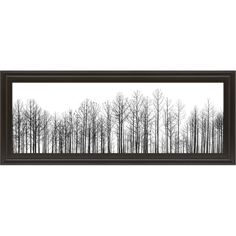 Winter Trees Horizontal Framed Wall Art | Rc Willey Furniture Store Regarding Horizontal Wall Art (Image 25 of 25)