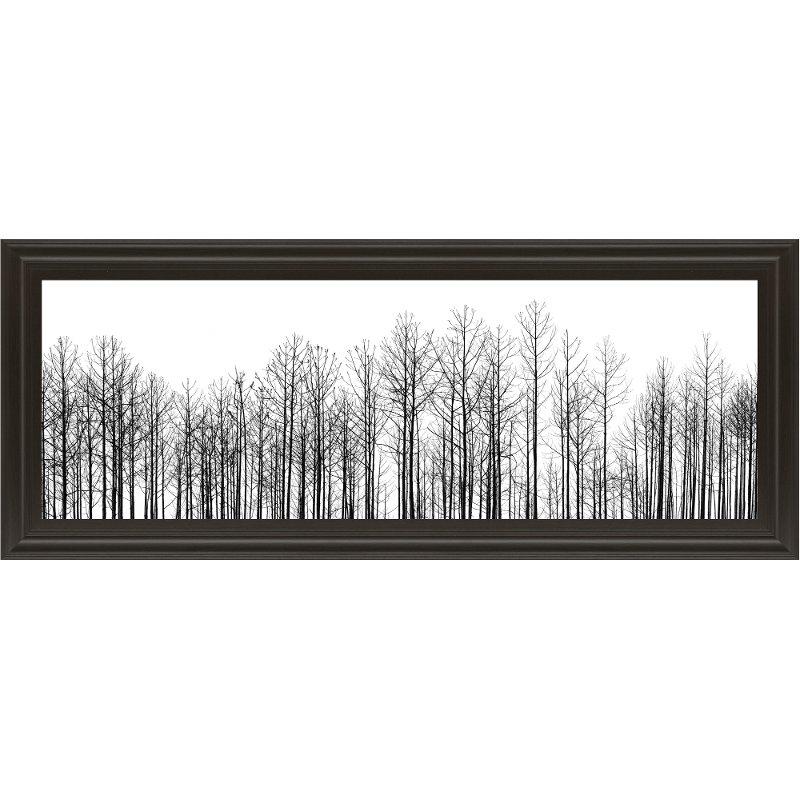 Winter Trees Horizontal Framed Wall Art | Rc Willey Furniture Store Regarding Horizontal Wall Art (Image 25 of 25)