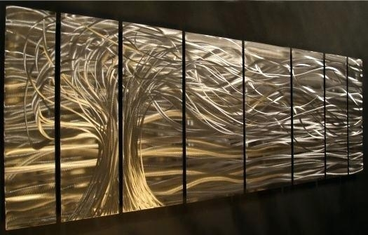 Wood And Metal Wall Art Wall Art Wood Metal And Fabric Designs Crate For Wood And Metal Wall Art (Image 18 of 25)