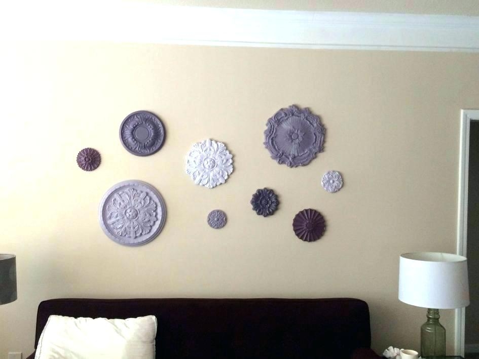 Wood Medallion Wall Art Wood Medallion Wall Art White Medallion Wall With Ceiling Medallion Wall Art (View 9 of 10)