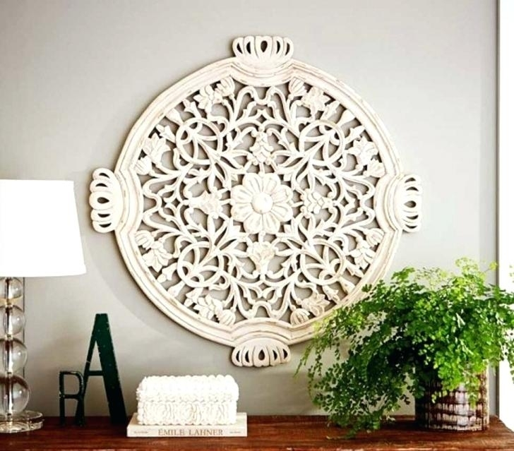 Wood Medallion Wall Decor Wood Medallion Wall Decor Medallion Wall Within Medallion Wall Art (View 6 of 25)
