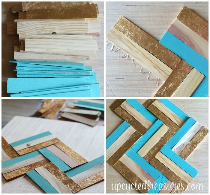 Wood Wall Art Diy 25 Best Ideas About Wood Wall Art On Pinterest For Wood Wall Art Diy (View 9 of 10)