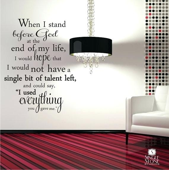 Word Wall Art Stickers Inspiring Personalised Word Art Wall Stickers With Word Art For Walls (Image 18 of 20)