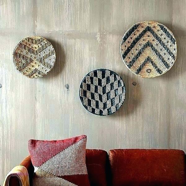 Woven Basket Wall Art Target Woven Basket Woven Wall Art Target Intended For Woven Basket Wall Art (Image 18 of 25)