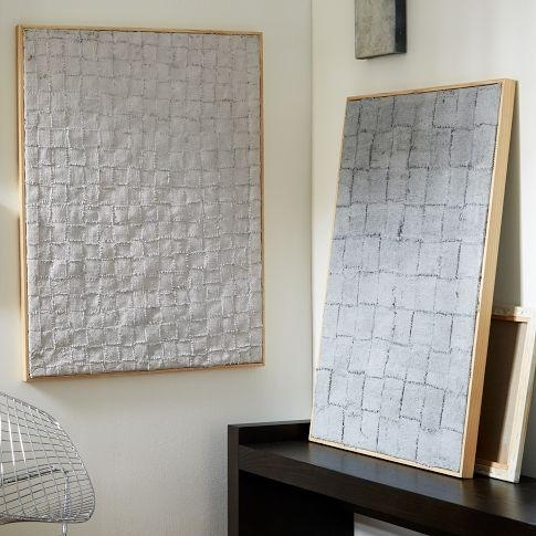 Woven Wall Art – West Elm With Regard To West Elm Wall Art (View 2 of 25)