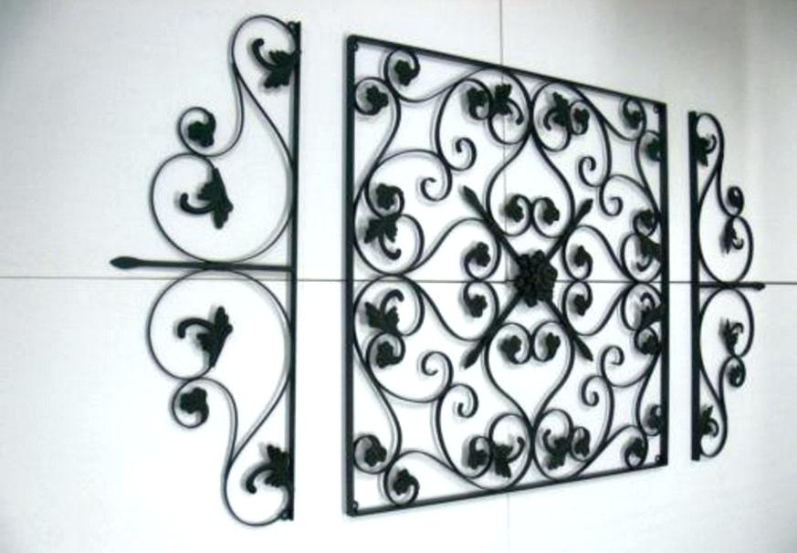 Wrought Iron Wall Decor Bathroom Wall Decor Wall Art Decor Cheap Inside Vertical Metal Wall Art (View 18 of 25)