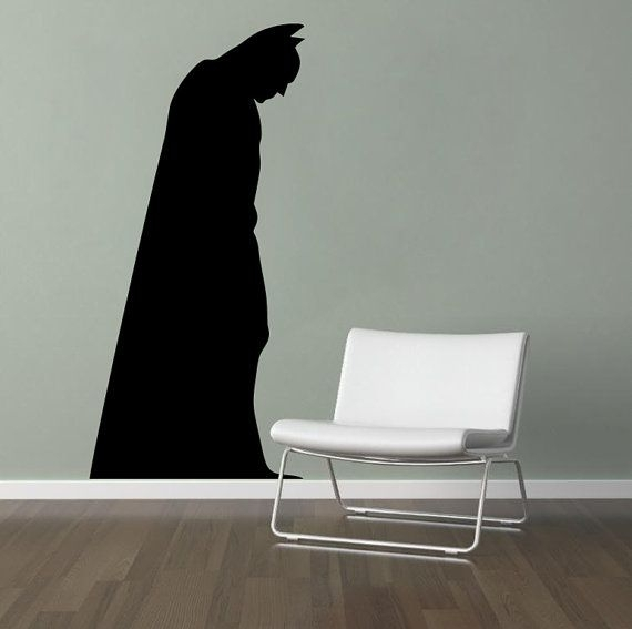 Zspmed Of Batman Wall Art pertaining to Batman Wall Art