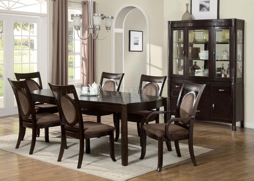 08320 Vienna Dining Table In Dark Cherryacme regarding Vienna Dining Tables
