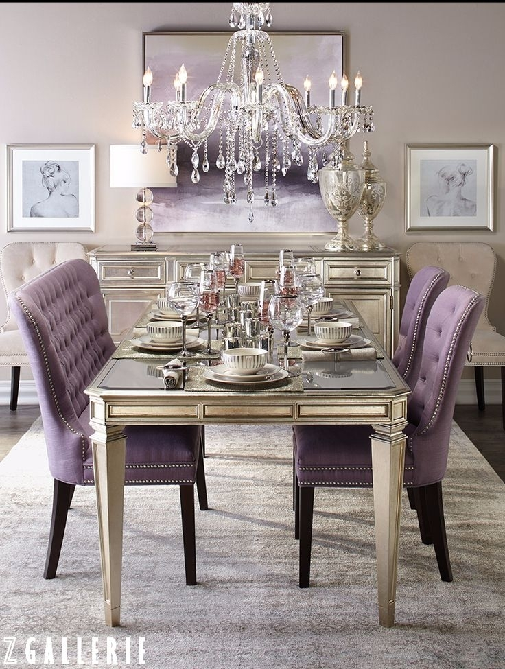 10. Beautiful Royal Purple Dining Room Chair Houston Tx Purple for Dining Tables and Purple Chairs