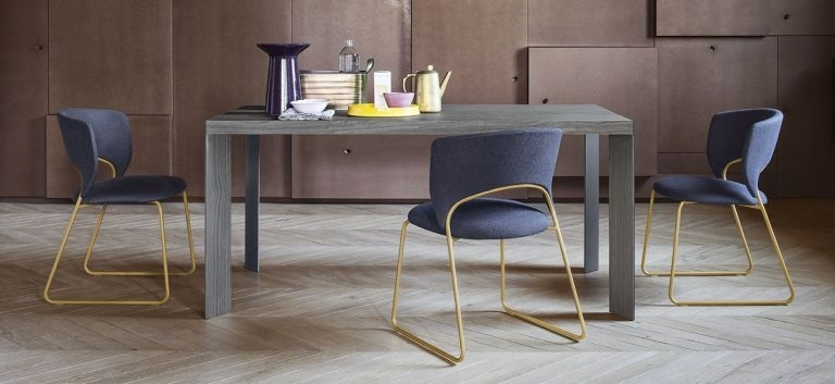 10 Best Contemporary Dining Chairs | Real Homes In Contemporary Dining Furniture (Image 1 of 25)