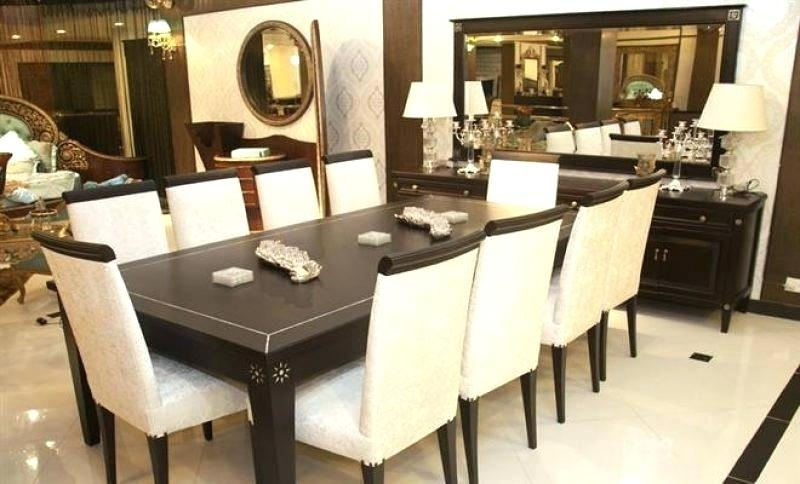 10 Chair Dining Table – Bjctesting inside 10 Seat Dining Tables and Chairs