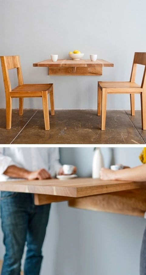 10 Gorgeous And Durable Faux Wood Patio Furniture Under $800 | Ideas With Dining Tables With Fold Away Chairs (Photo 16 of 25)