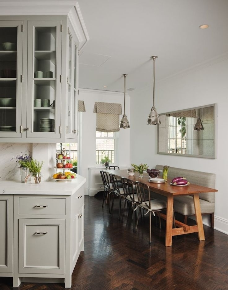 10 Narrow Dining Tables For A Small Dining Room | Dining Tables Intended For Kirsten 6 Piece Dining Sets (Image 2 of 25)