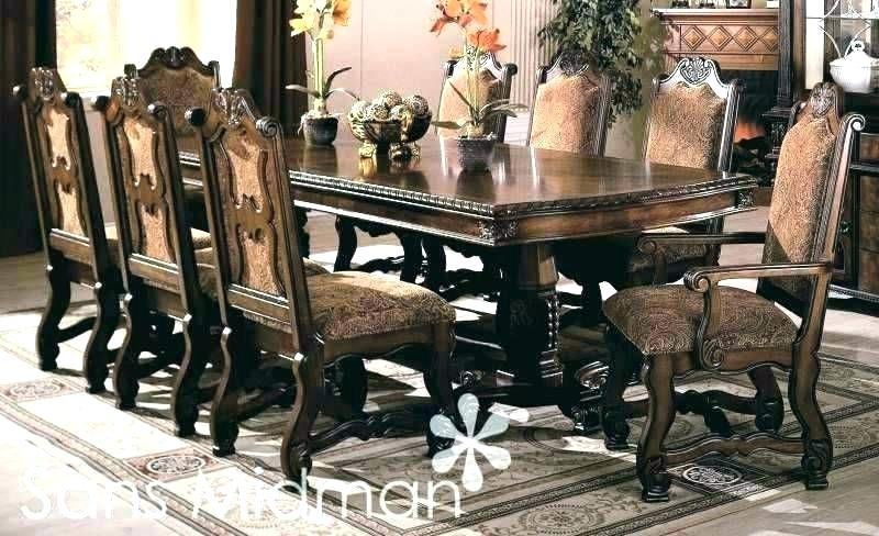 10 Seat Dining Table Dining Tables Seat Dining Table Chair Room Set With Regard To Dining Tables Set For 8 (Photo 10 of 25)