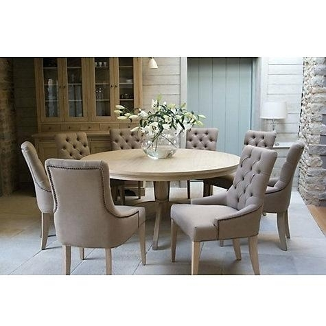 10 Seat Round Dining Table Luxurious Round Dining Table Seats 8 At 6 Intended For 6 Seat Round Dining Tables (Image 1 of 25)