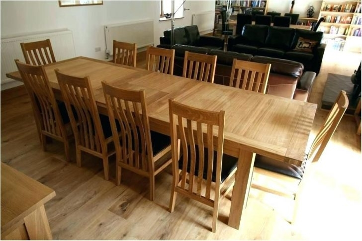 10 Seater Dining Table And Chairs Ebay Archives | Assembleapadana Intended For 10 Seater Dining Tables And Chairs (Image 2 of 25)