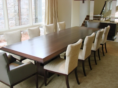 10 Seater Dining Table Elegant Elegant Dining Table Seats 10 Dining For 10 Seat Dining Tables And Chairs (Image 4 of 25)