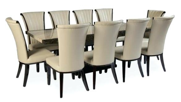 10 Seater Round Dining Table Adorable Chair Dining Table Seats For A Inside 10 Seater Dining Tables And Chairs (Image 8 of 25)