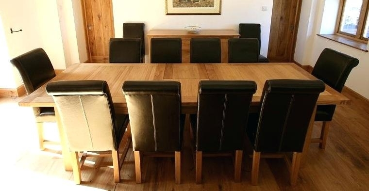 10 Seater Round Dining Table Adorable Chair Dining Table Seats For A within 10 Seat Dining Tables and Chairs