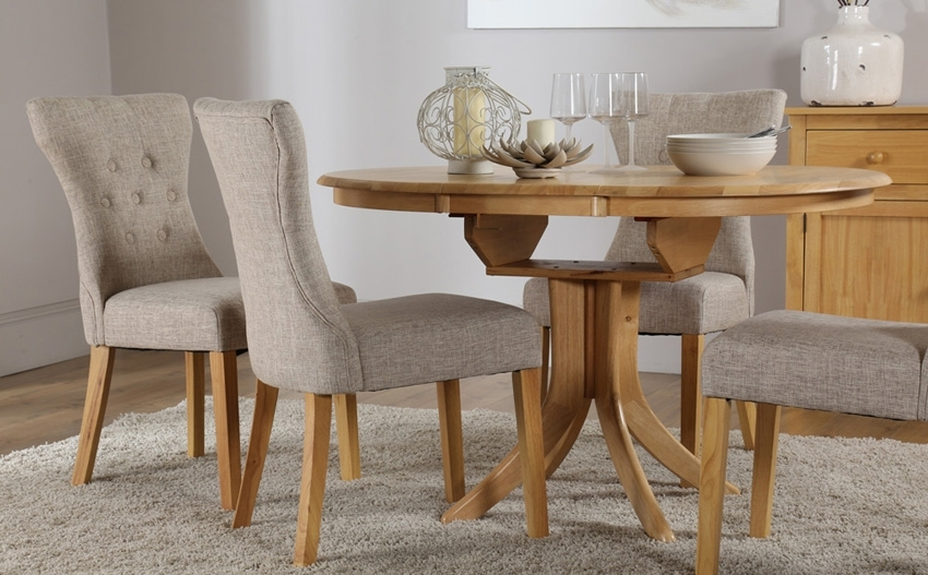 10 Table & Chair Sets For Your Dining Space - Housely for Hudson Dining Tables and Chairs