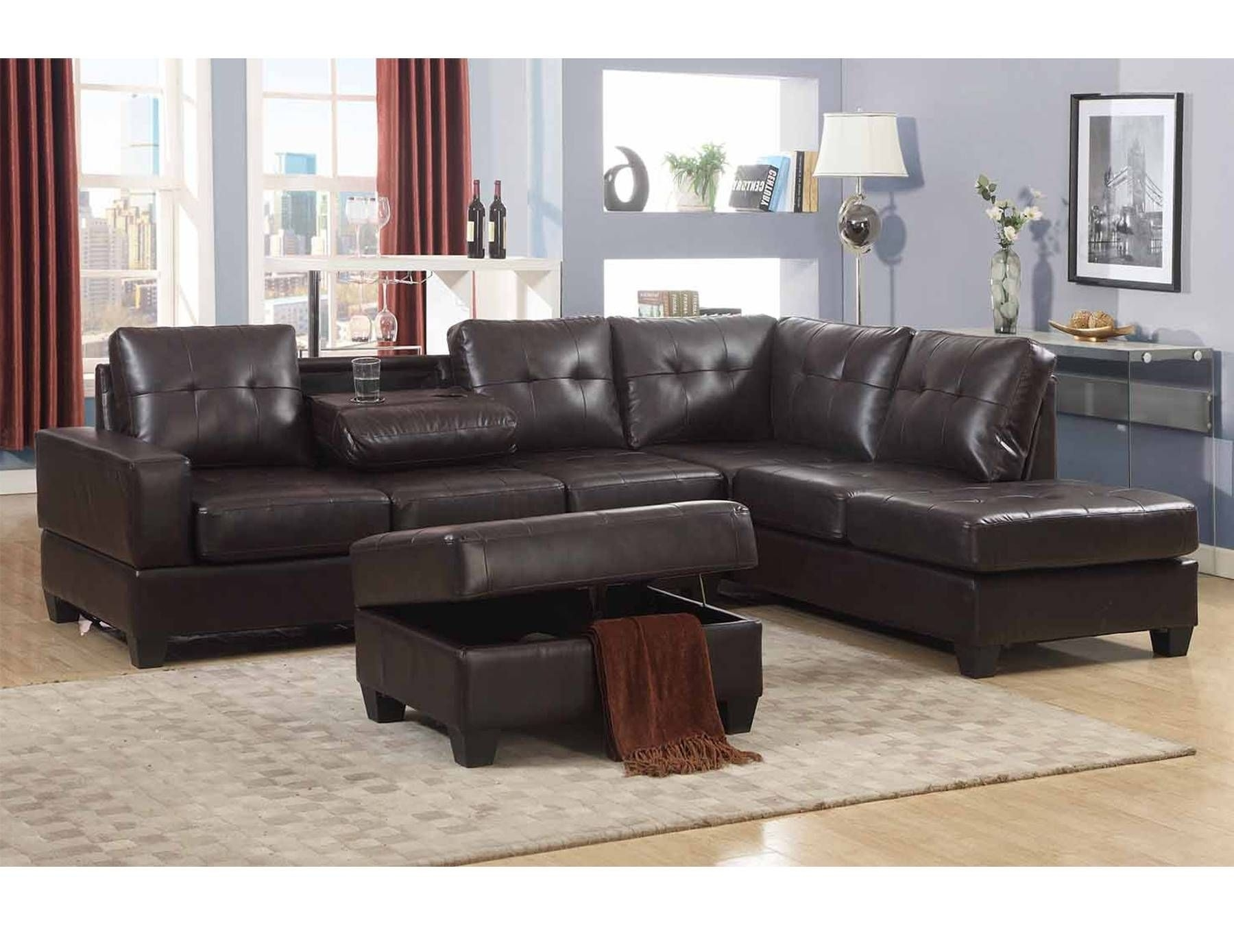 100+ Small Spaces Configurable Sectional Sofa - Best Interior Wall intended for Nico Grey Sectionals With Left Facing Storage Chaise