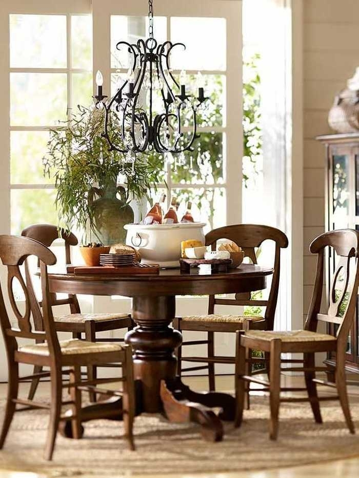 11. Dining Room Pottery Barn Dining Room Sets Crate And Barrel with Artisanal Dining Tables