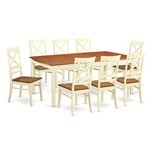 110 Best Kitchengoods Images On Pinterest | Dining Sets, Kitchen Inside Craftsman 9 Piece Extension Dining Sets With Uph Side Chairs (Image 3 of 25)
