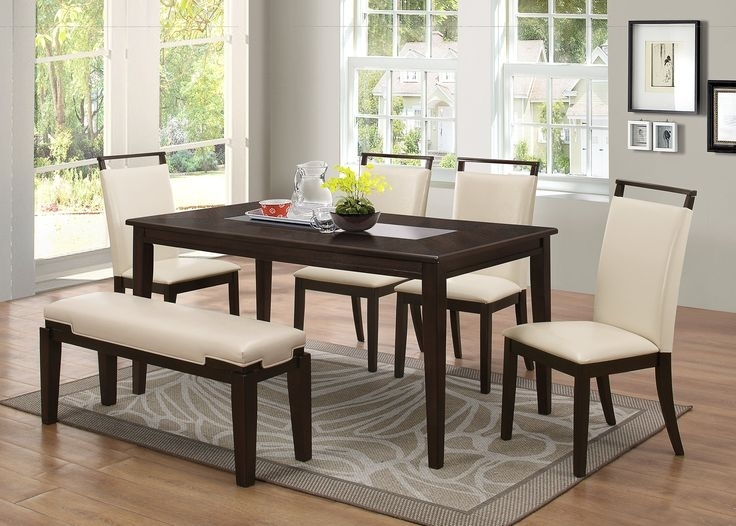 12 Best Dining Room Images On Pinterest | Dining Room, Dining Room Within Amos 6 Piece Extension Dining Sets (Image 2 of 25)